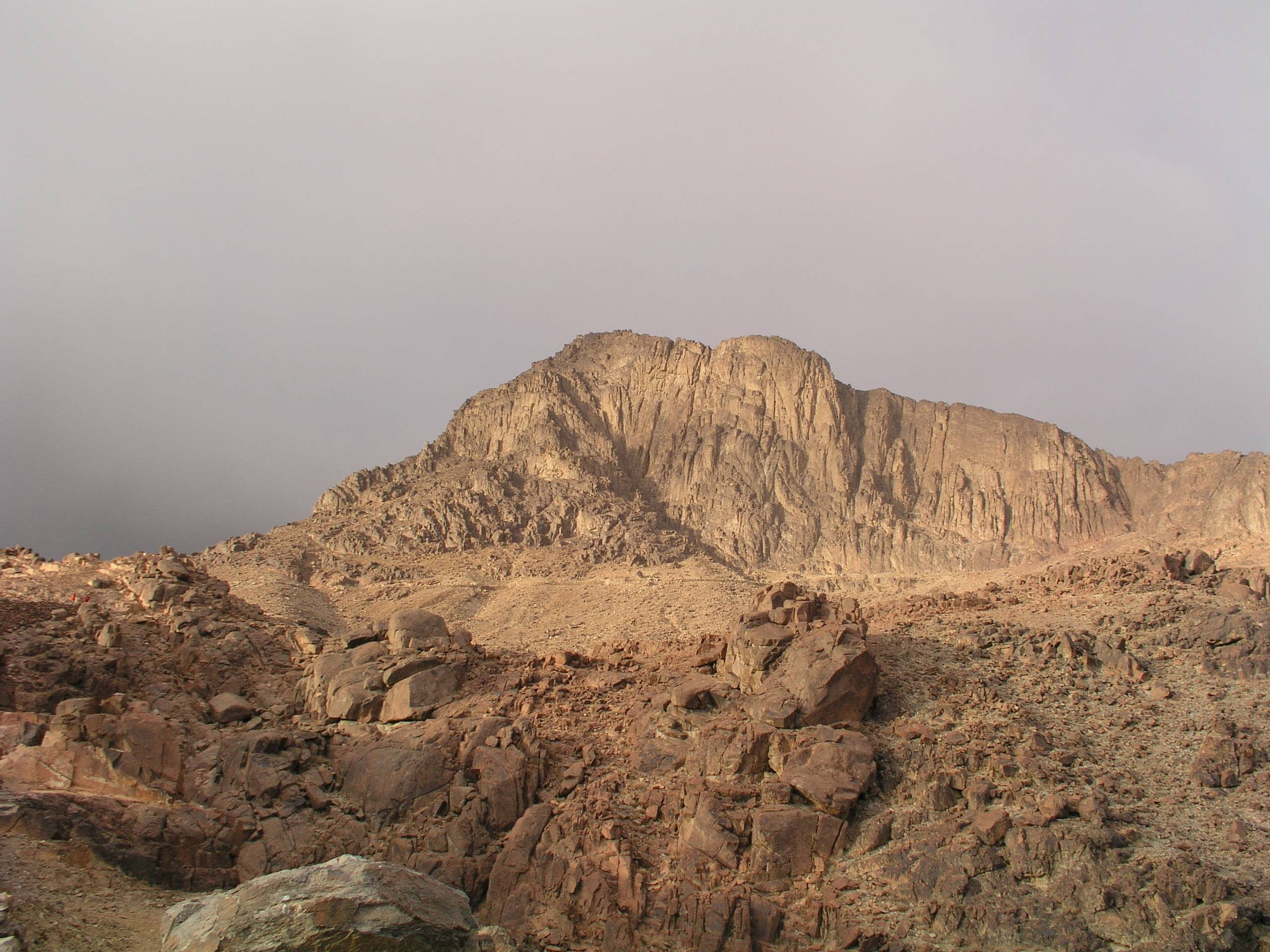 Tourist Sites: Saudi Arabia to Allow Access to Ancient Biblical Sites, Including 'the Real' Mount Sinai