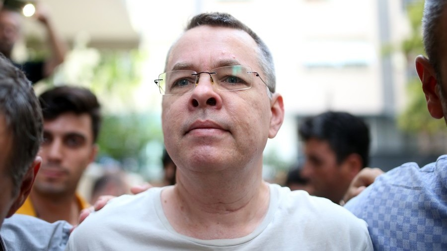Pastor Andrew Brunson Contemplated Suicide During Imprisonment in Turkey