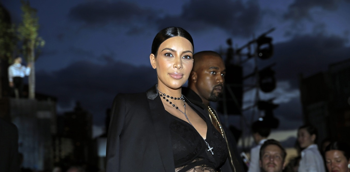 Now That he's a Born Again Christian, Kanye West Sees Wife's Dressing as 'Too Sexy'