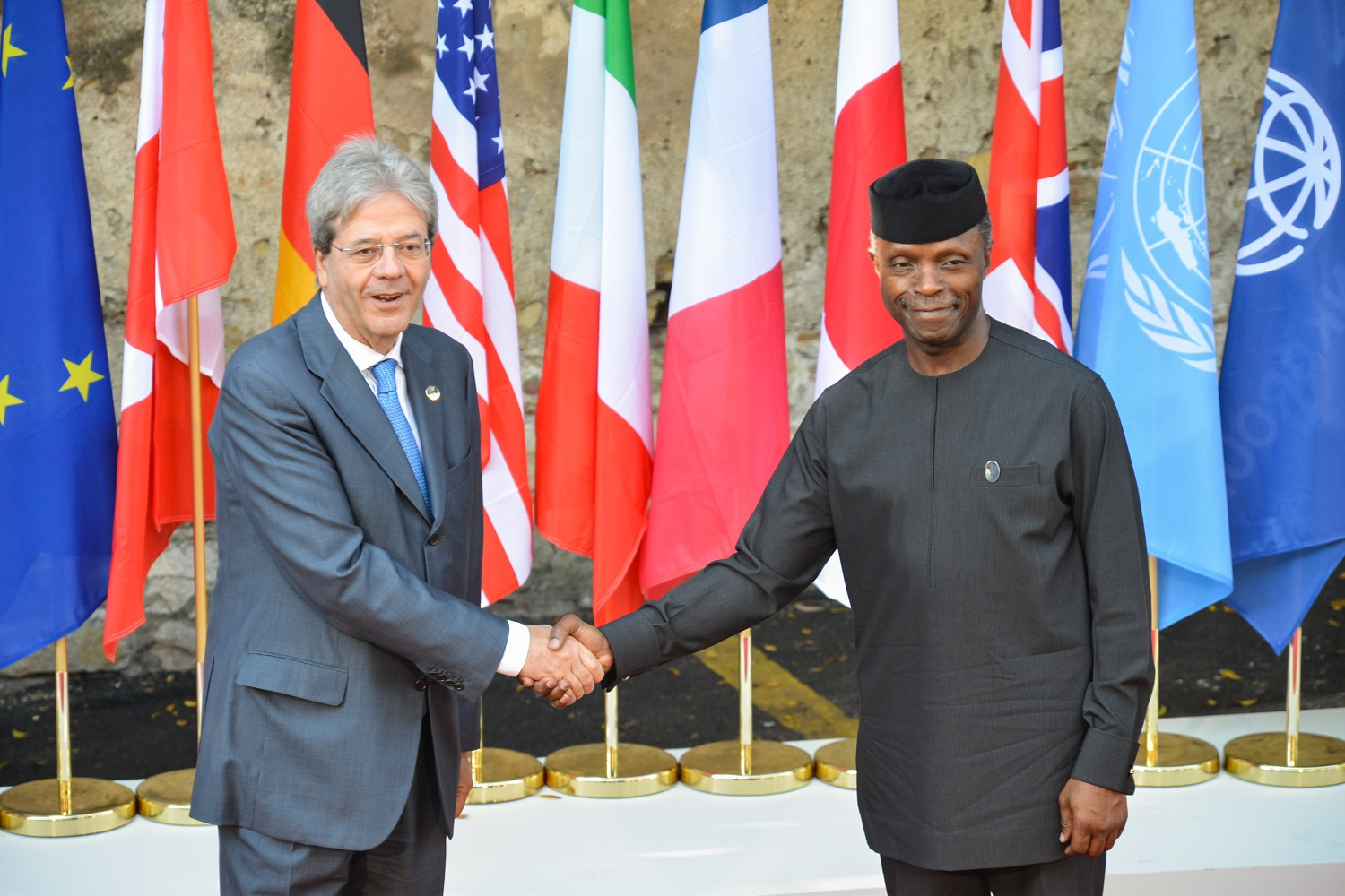 """We Must Love our Enemies, Build Bridges Between Faith and Ethnicity"" – Vice President Yemi Osinbajo"