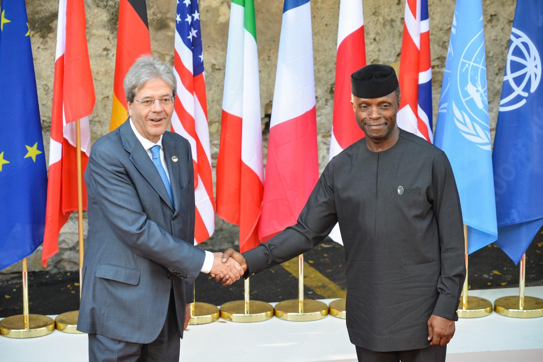 """We Must Love our Enemies, Build Bridges Between Faith and Ethnicity"" – Vice President Yemi Osinbajo"