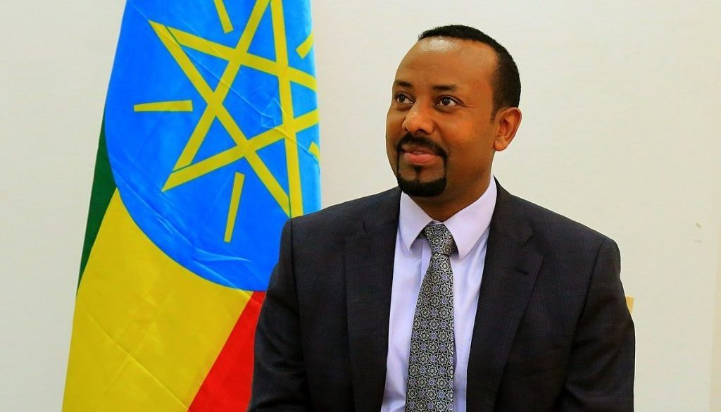 Ethiopia's Evangelical Prime Minister Awarded the Nobel Peace Prize