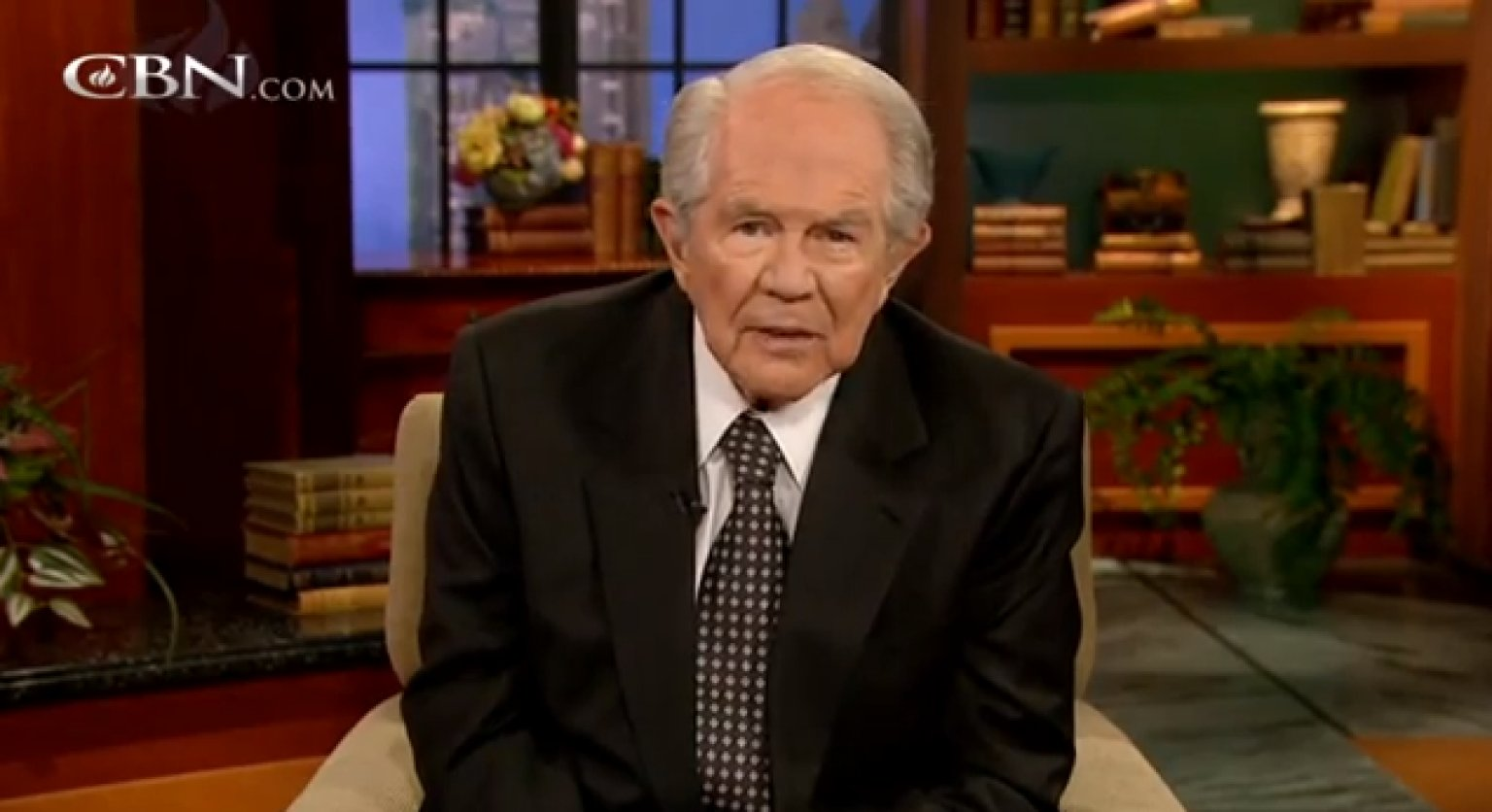 God Will Intervene in Overturning Election Results,' Says Televangelist Pat Robertson