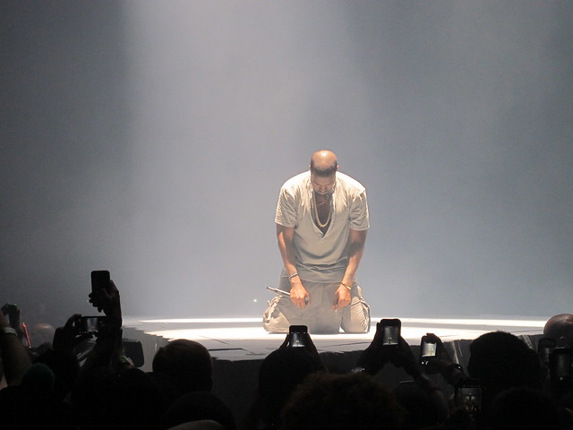 Kanye West Preaches and Raps During 10-Minute Sermon at New Birth Missionary Baptist Church