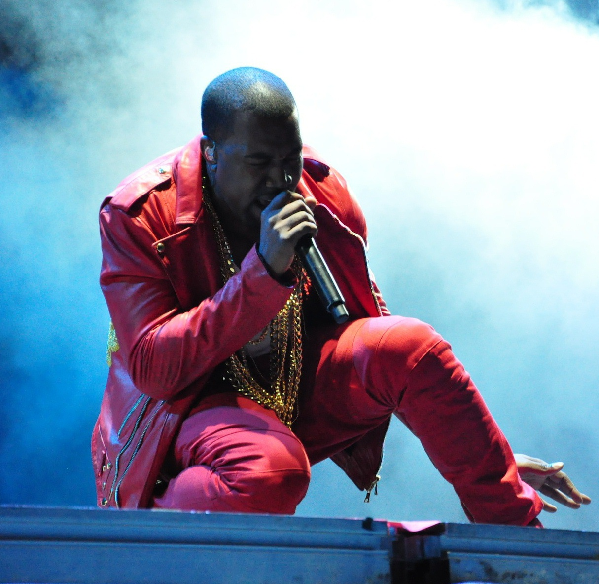 Kanye West Replaces Christian Comedian, John Crist at Christian Youth Conference