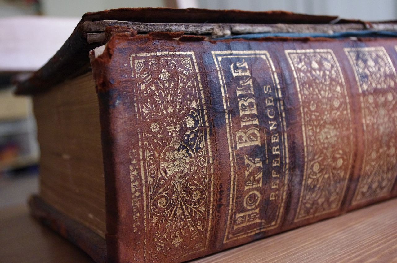 US Princeton Professor Finds that The Bible Can Help Companies Restore Public Trust
