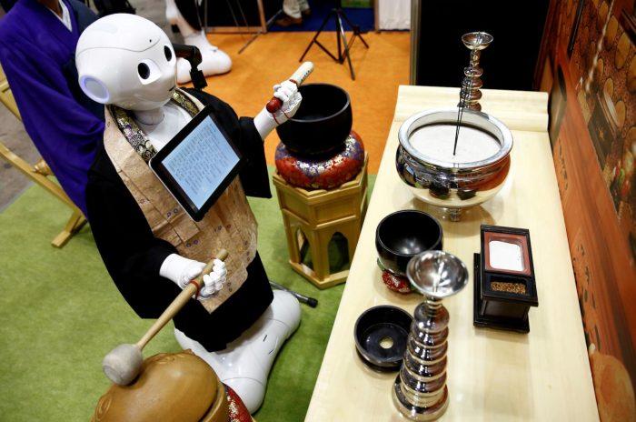 A University Professor in US Believes Robot Pastors Have Their Advantages