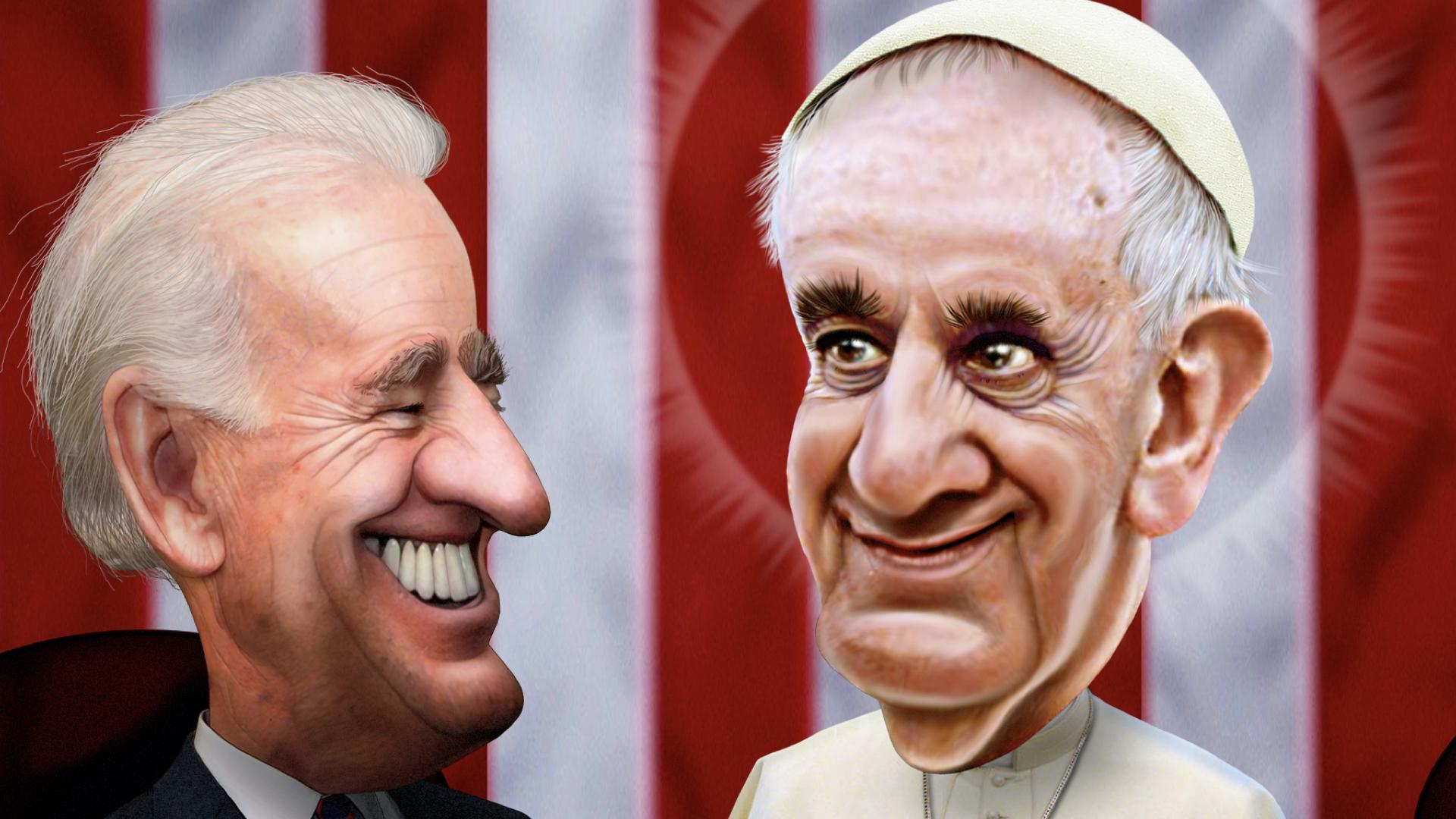 US Elections: Pope Francis Congratulates Joe Biden