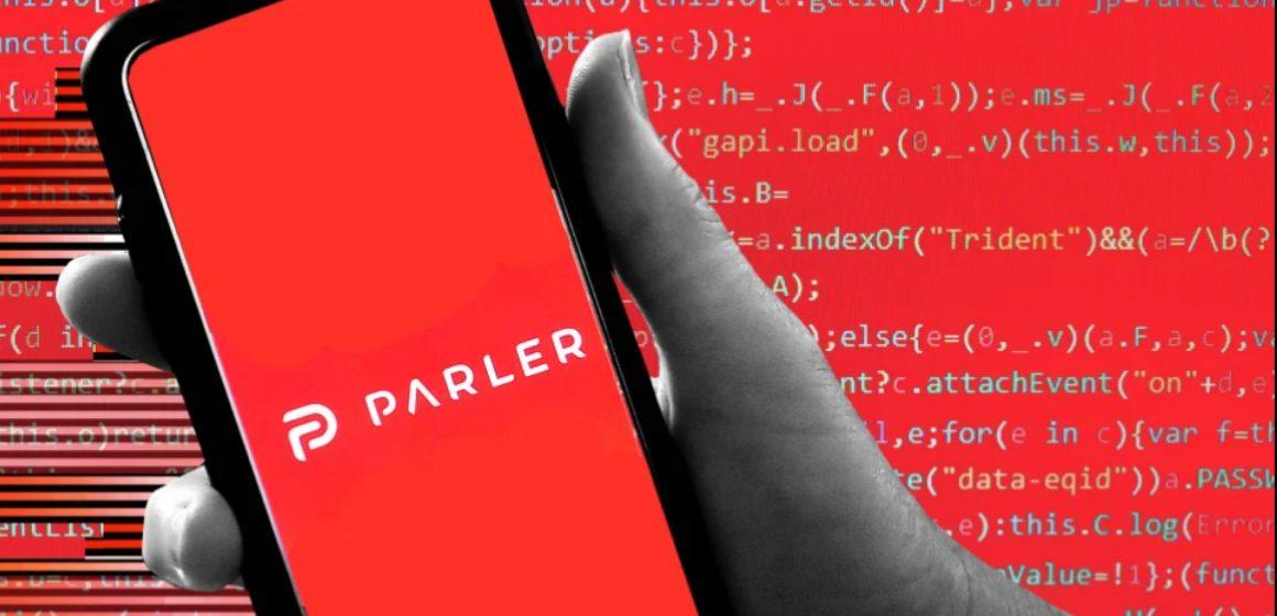 Conservative Pro-Free Speech Social Media Platform, Parler is back online