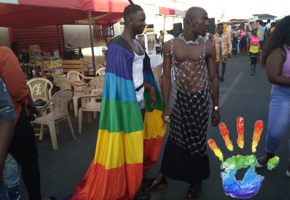 Newly Rented LGBTQ+ Office in Ghana Shut Down by Ghanaian Authorities