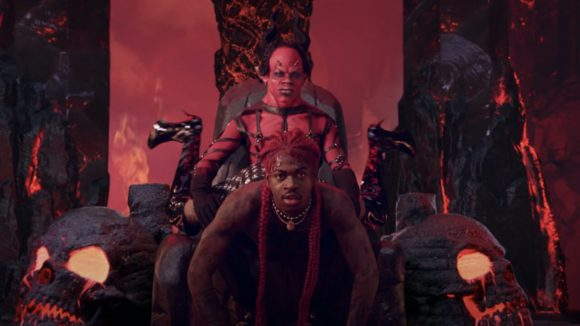 Hollywood Pop Star Features His Gay Sex With Satan In New Music Video