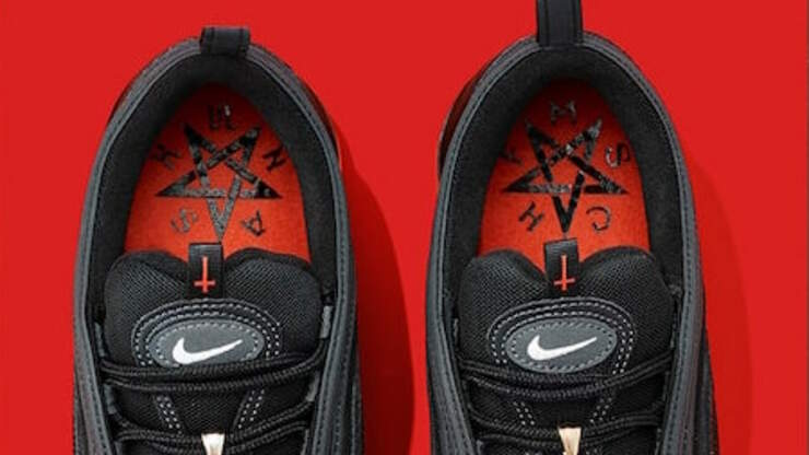 Nike Settles Lawsuit, 'Satan Shoes' Recalled, Buyers Refunded