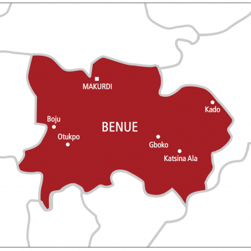 Reverend Father Shot Dead in Benue State, North Central, Nigeria