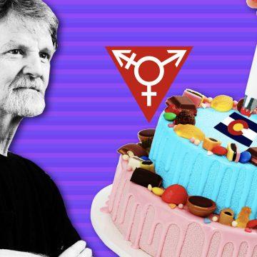 Christian Baker Sued Again for Refusing to Bake Gender Transitioning Cake
