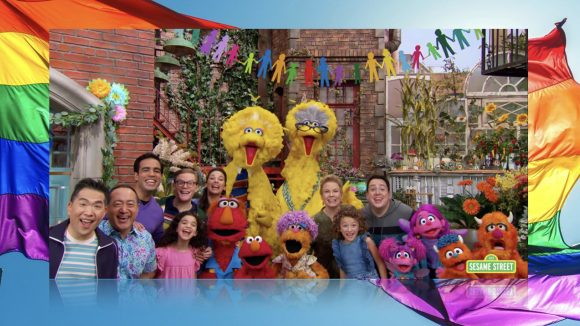 Sesame Street Introduces Married Gay Couple as Recurring Characters for the First Time in History