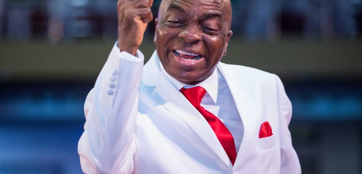 General Overseer, Living Faith Church, Bishop Oyedepo on Why He Always Appears in White Suits